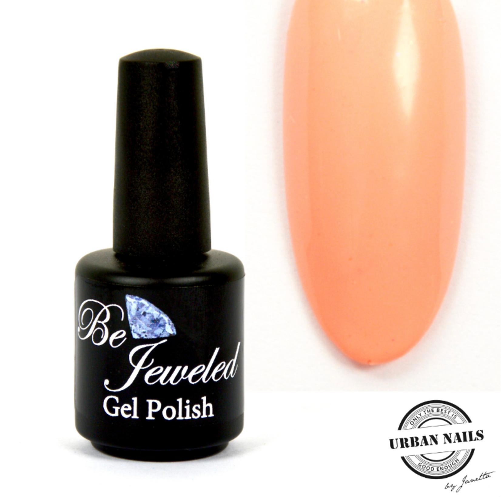 Urban Nails Be Jeweled Gelpolish 132 Zalm Roze