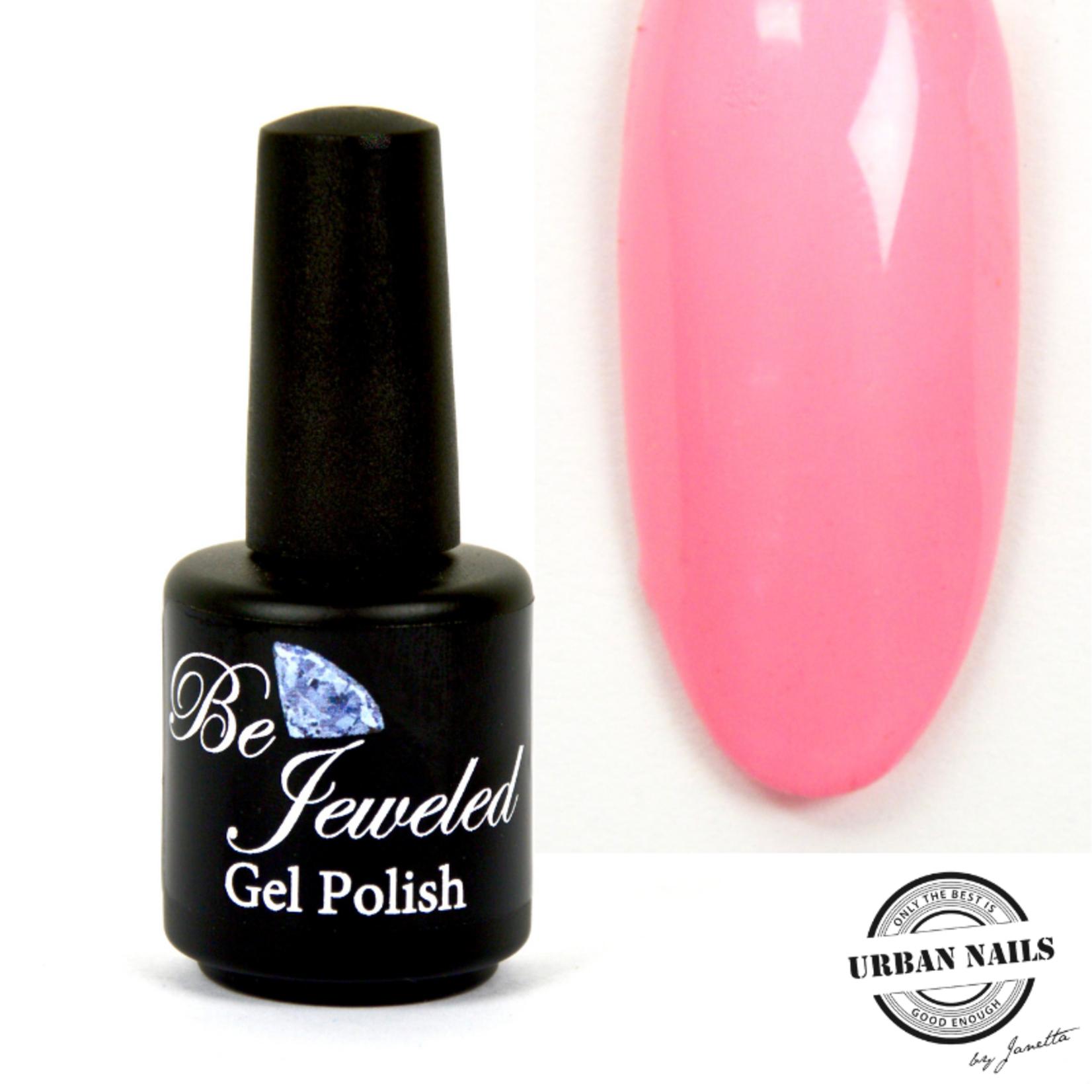 Urban Nails Be Jeweled Gelpolish 133 Licht Roze