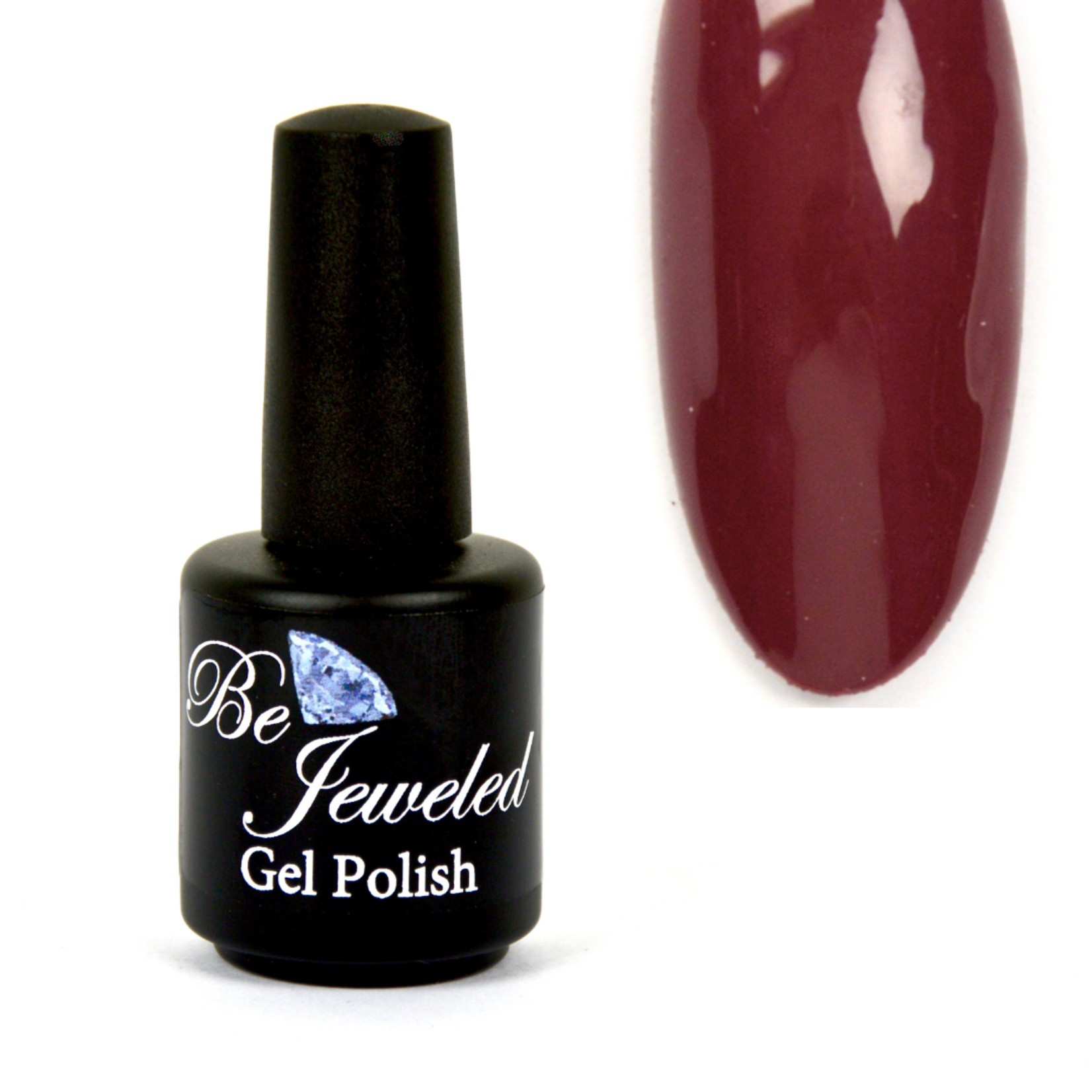 Urban Nails Be Jeweled Gelpolish 147 Kersen Rood