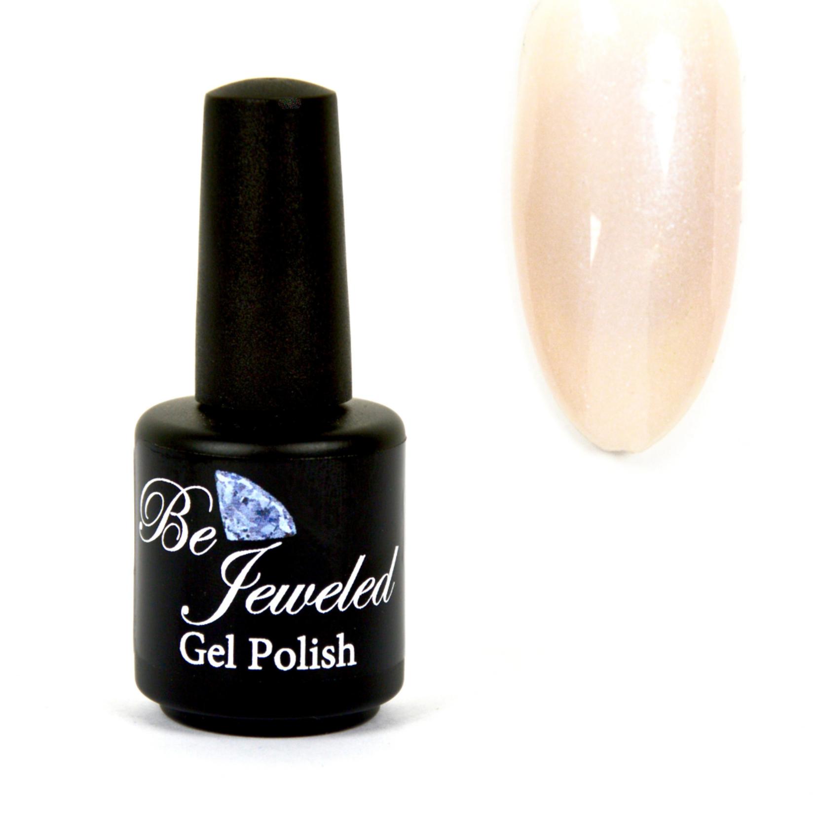 Urban Nails Be Jeweled Gelpolish 150 Shimmer Milky White