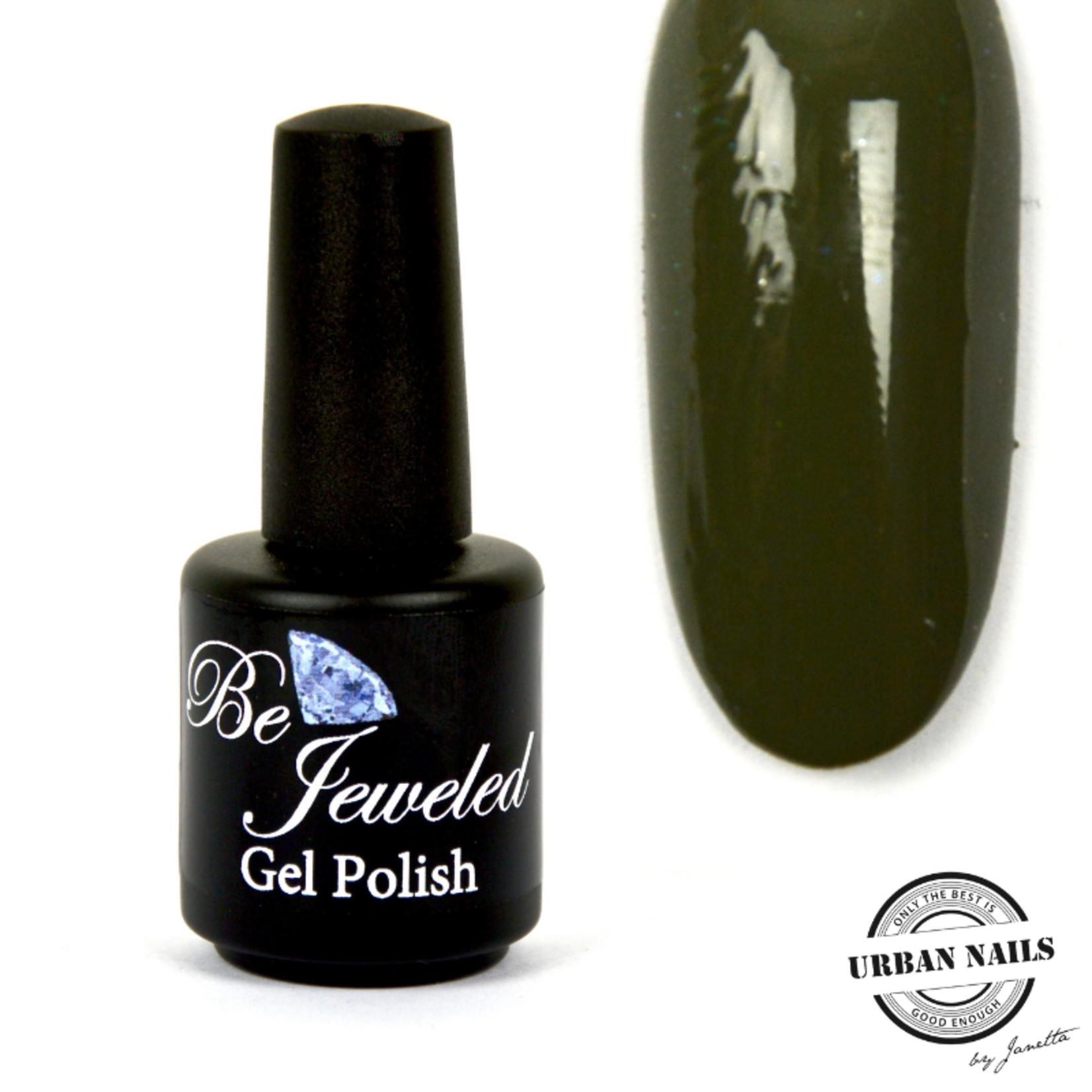Urban Nails Be Jeweled Gelpolish 157 Leger Groen