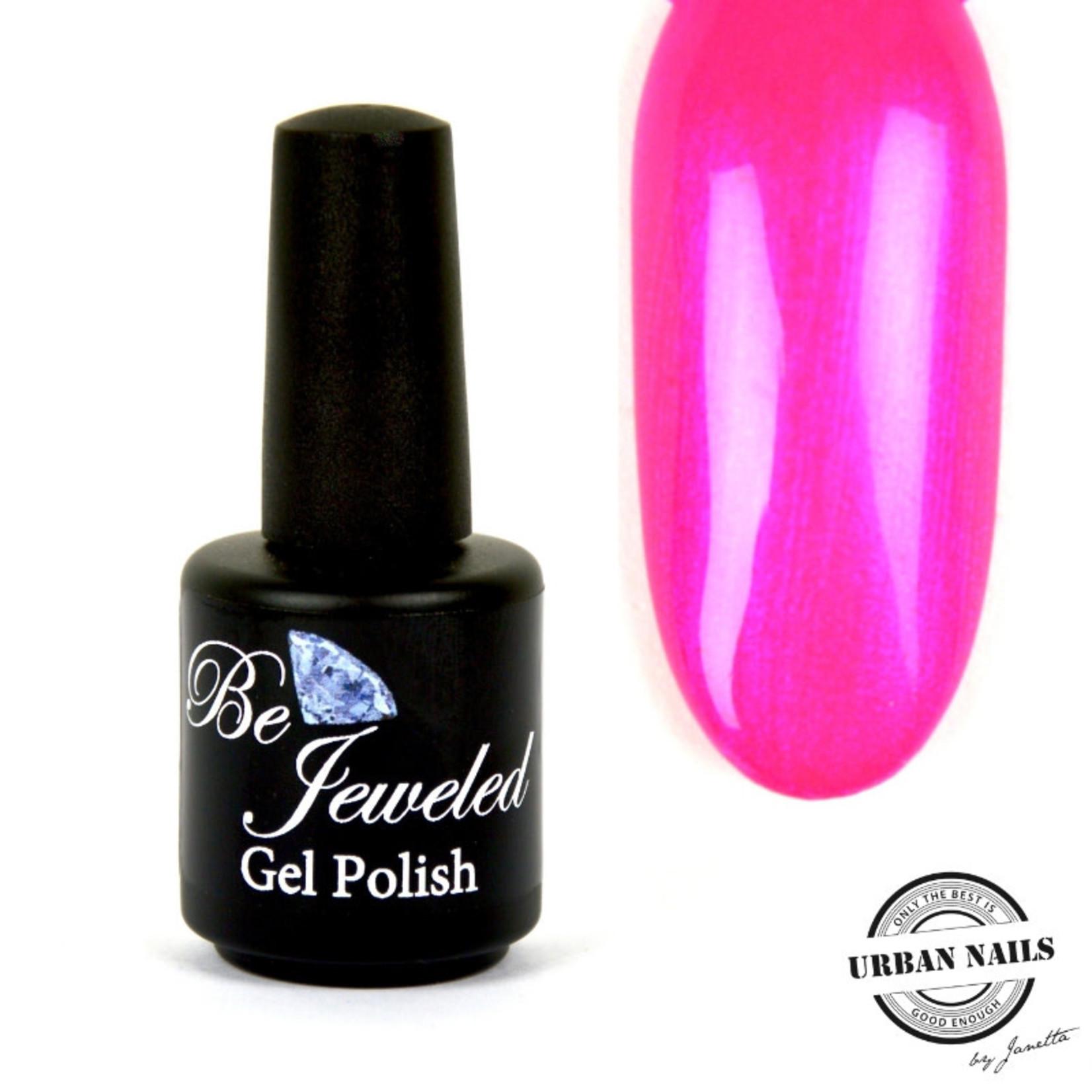 Urban Nails Be Jeweled Gelpolish 169 Roze Shimmer