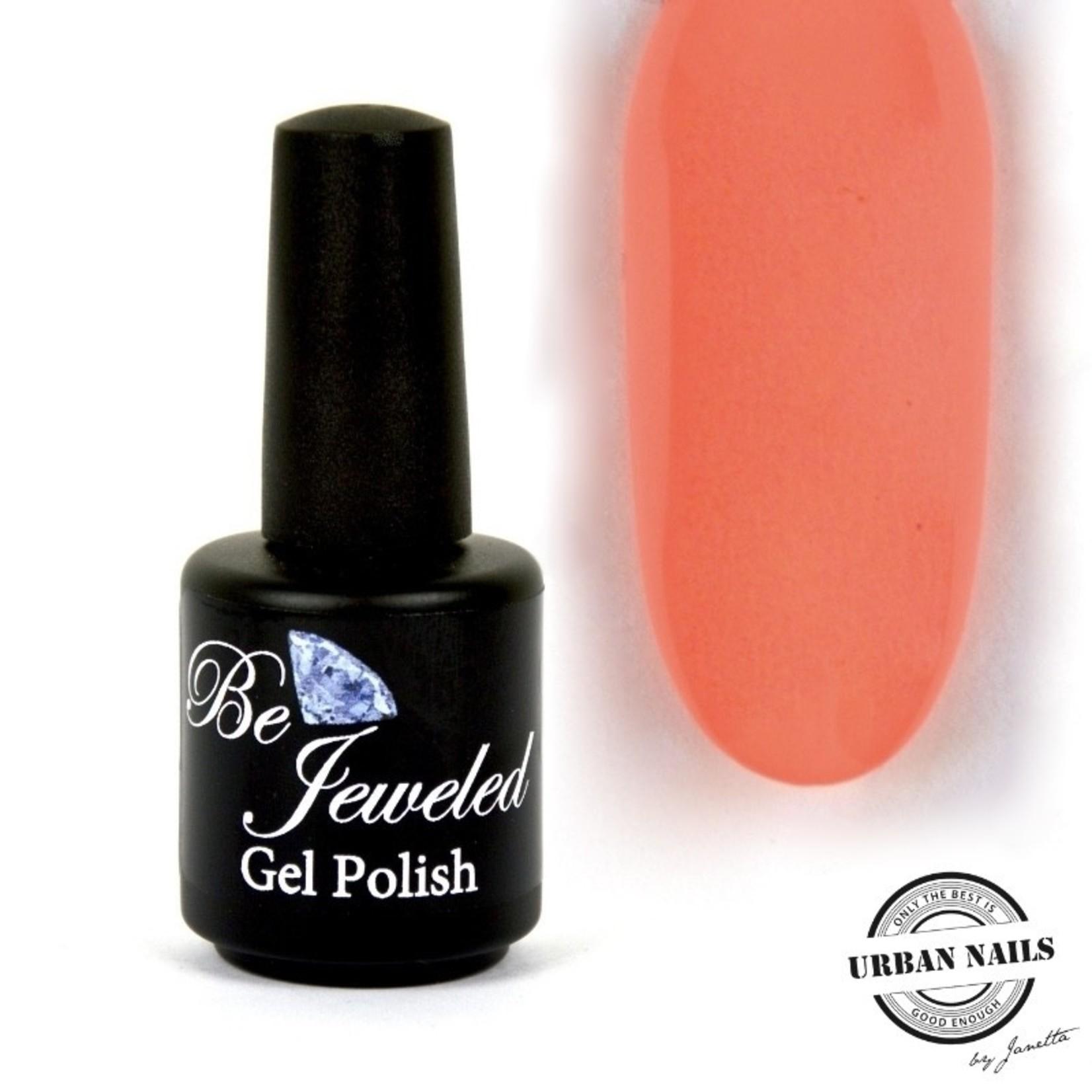 Urban Nails Be Jeweled Gelpolish 171 Neon Zalm