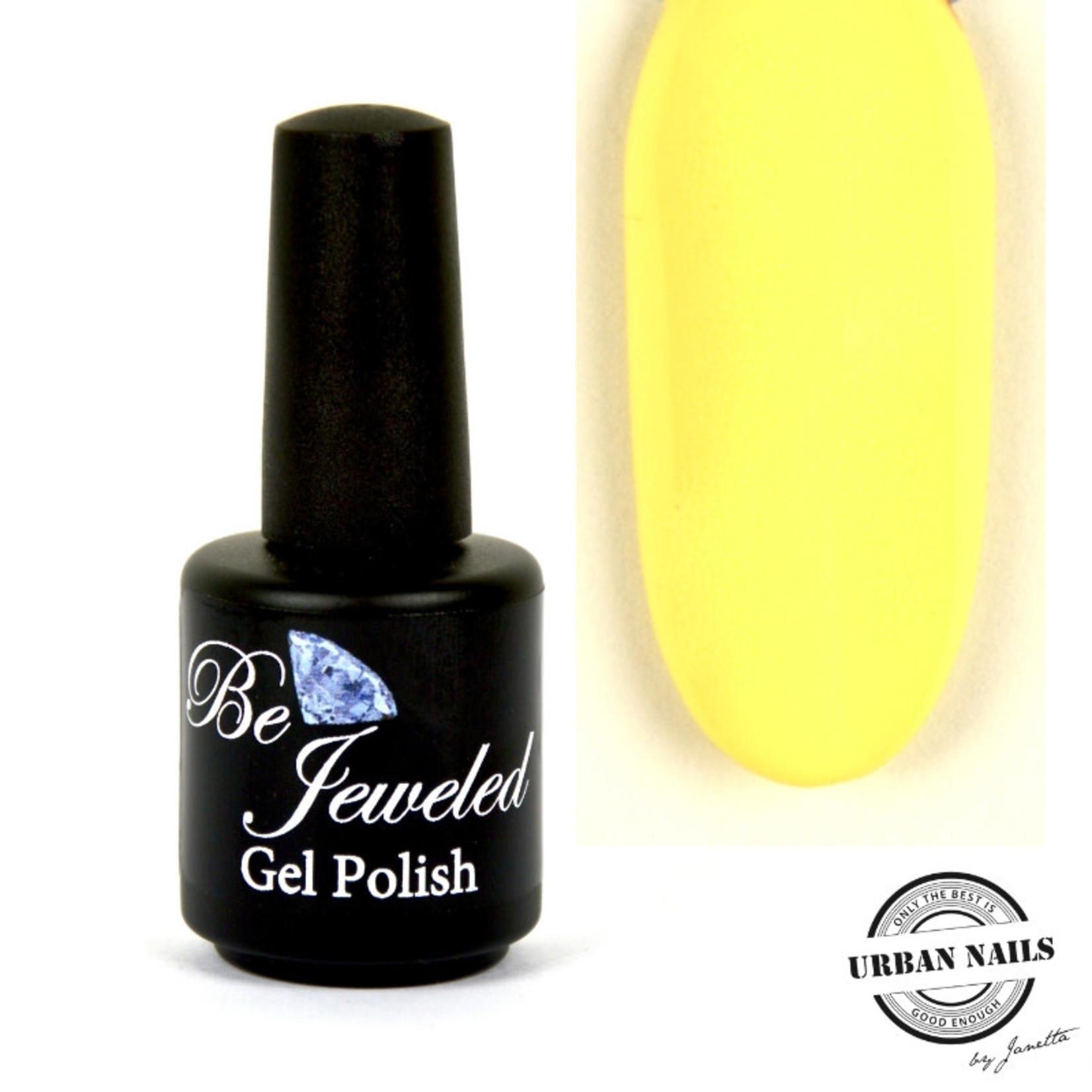 Urban Nails Be Jeweled Gelpolish 172 Neon Geel