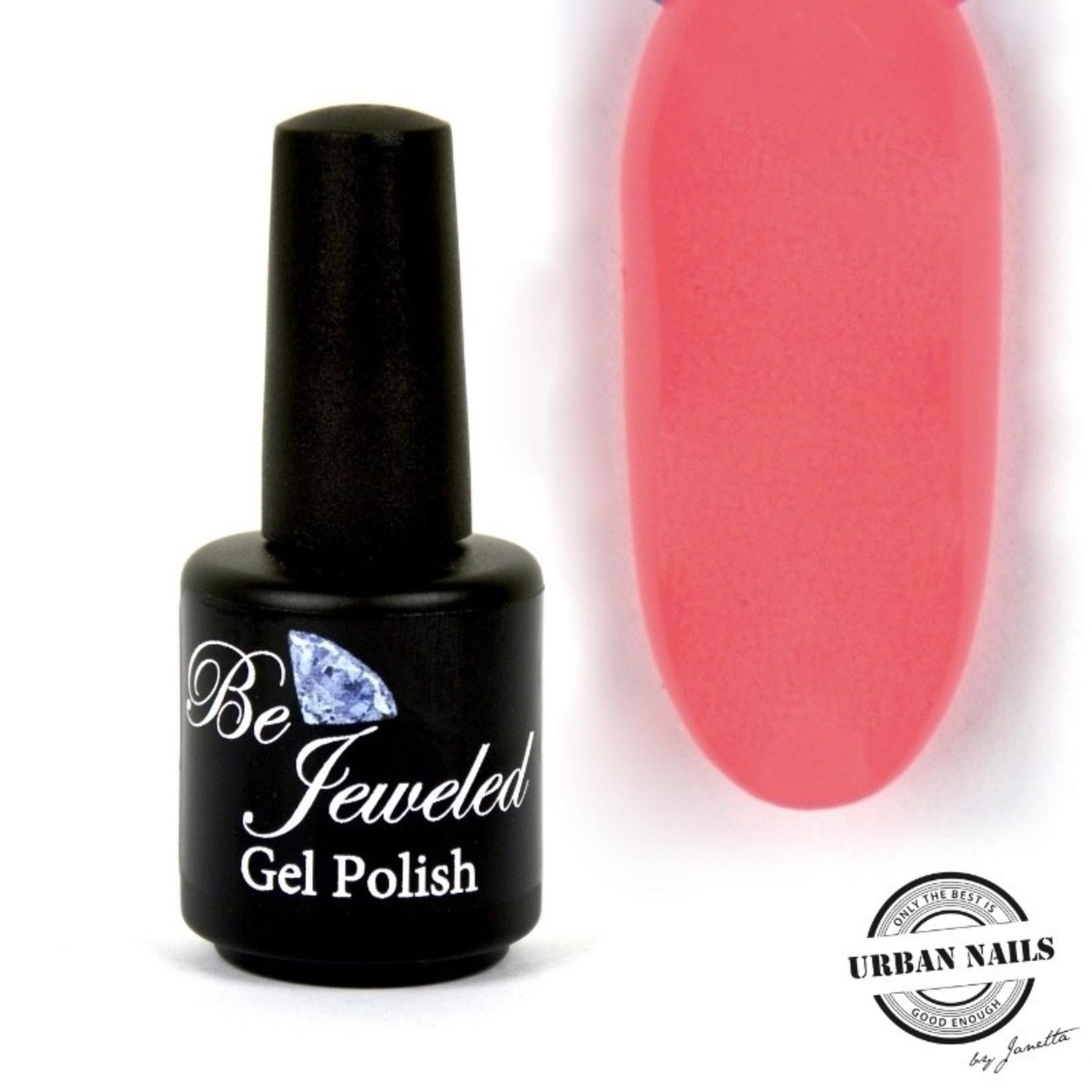 Urban Nails Be Jeweled Gelpolish 170 Koraal Shimmer