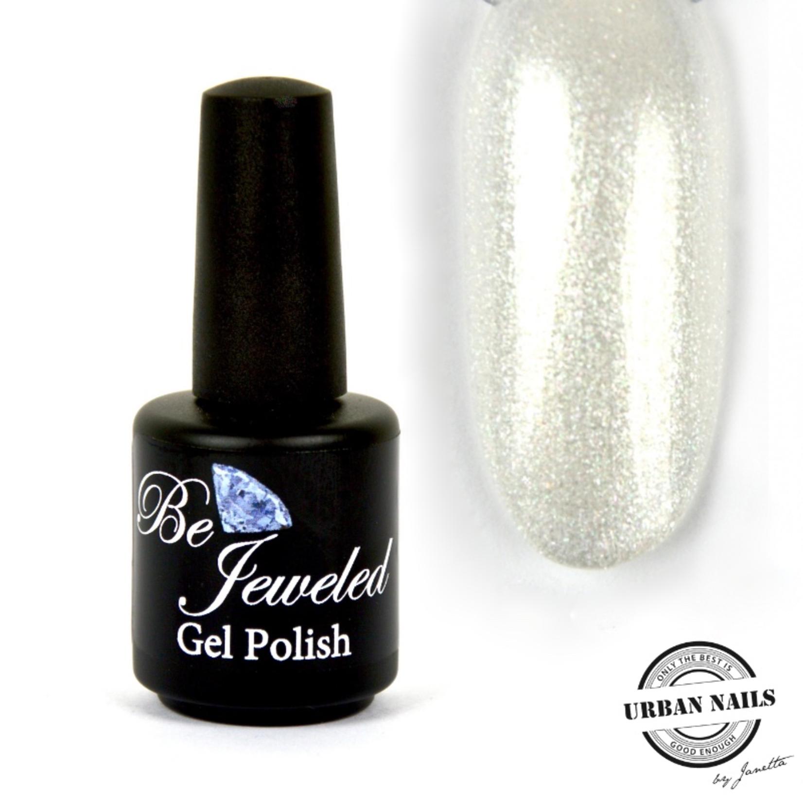 Urban Nails Be Jeweled Gelpolish 179 Bridal White