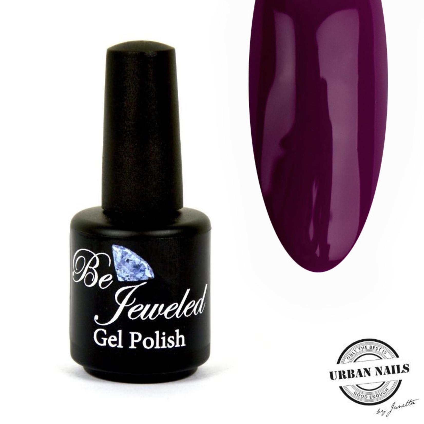 Urban Nails Be Jeweled Gelpolish 185 Aubergine