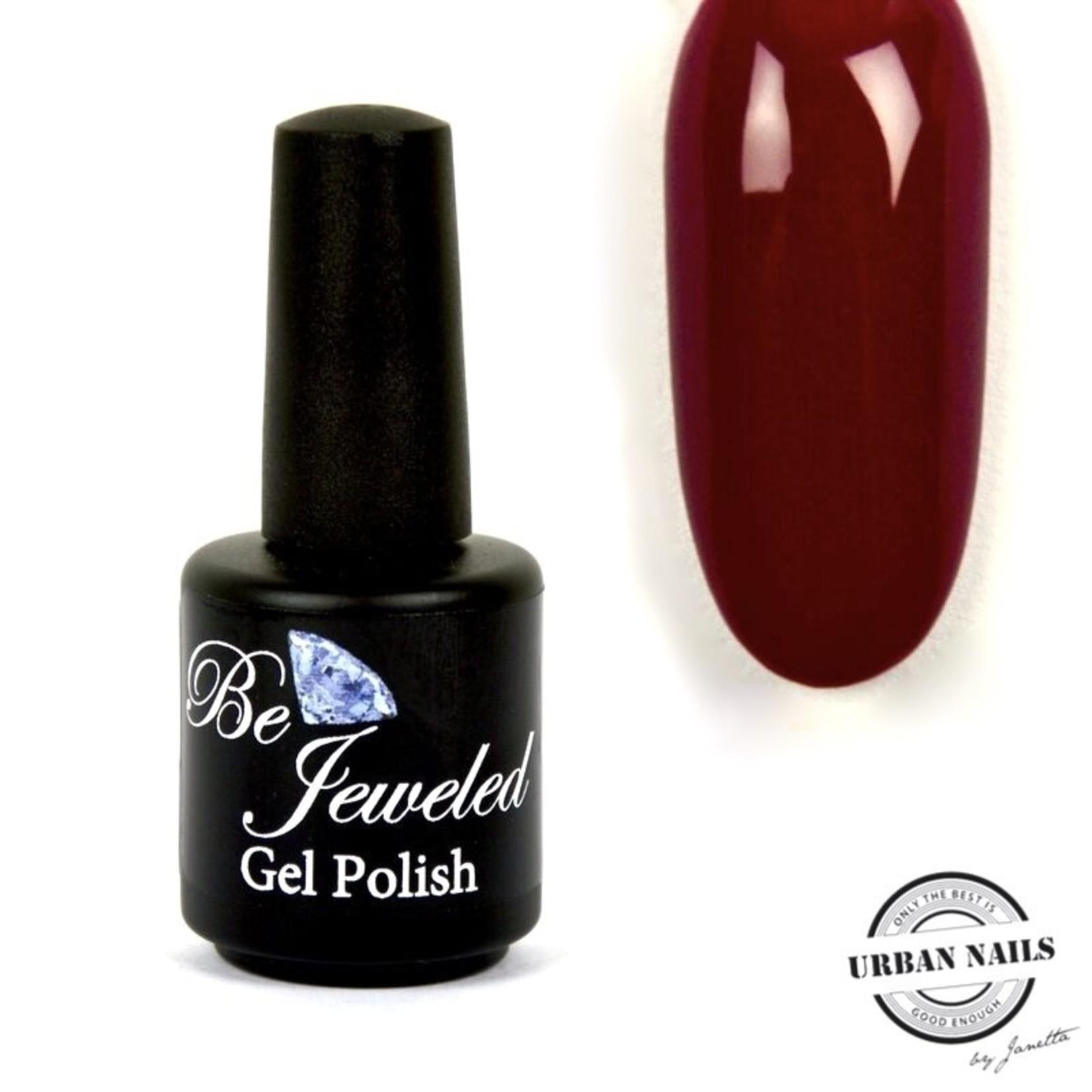Urban Nails Be Jeweled Gelpolish 186 Bordeaux