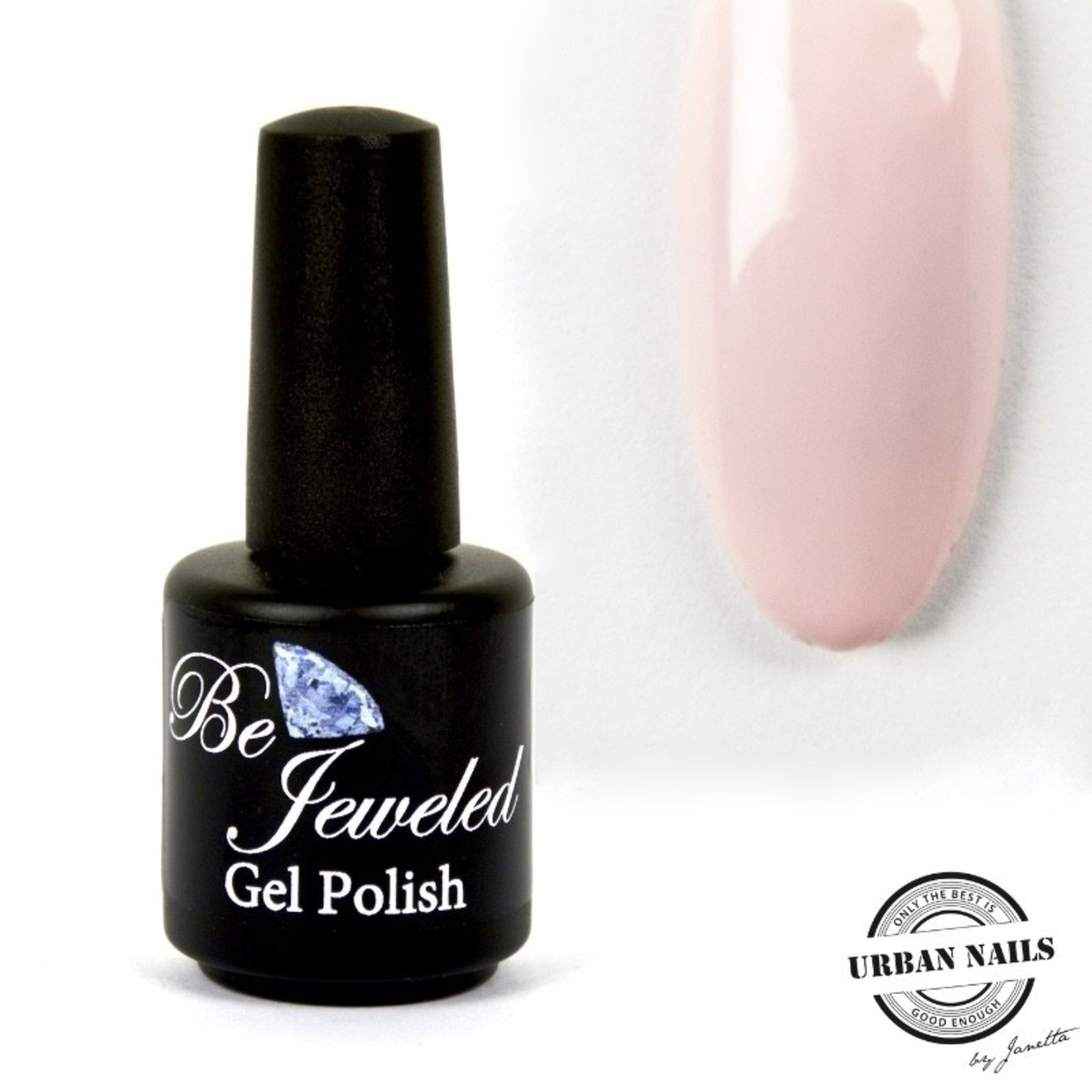 Urban Nails Be Jeweled Gelpolish 15 Licht Roze