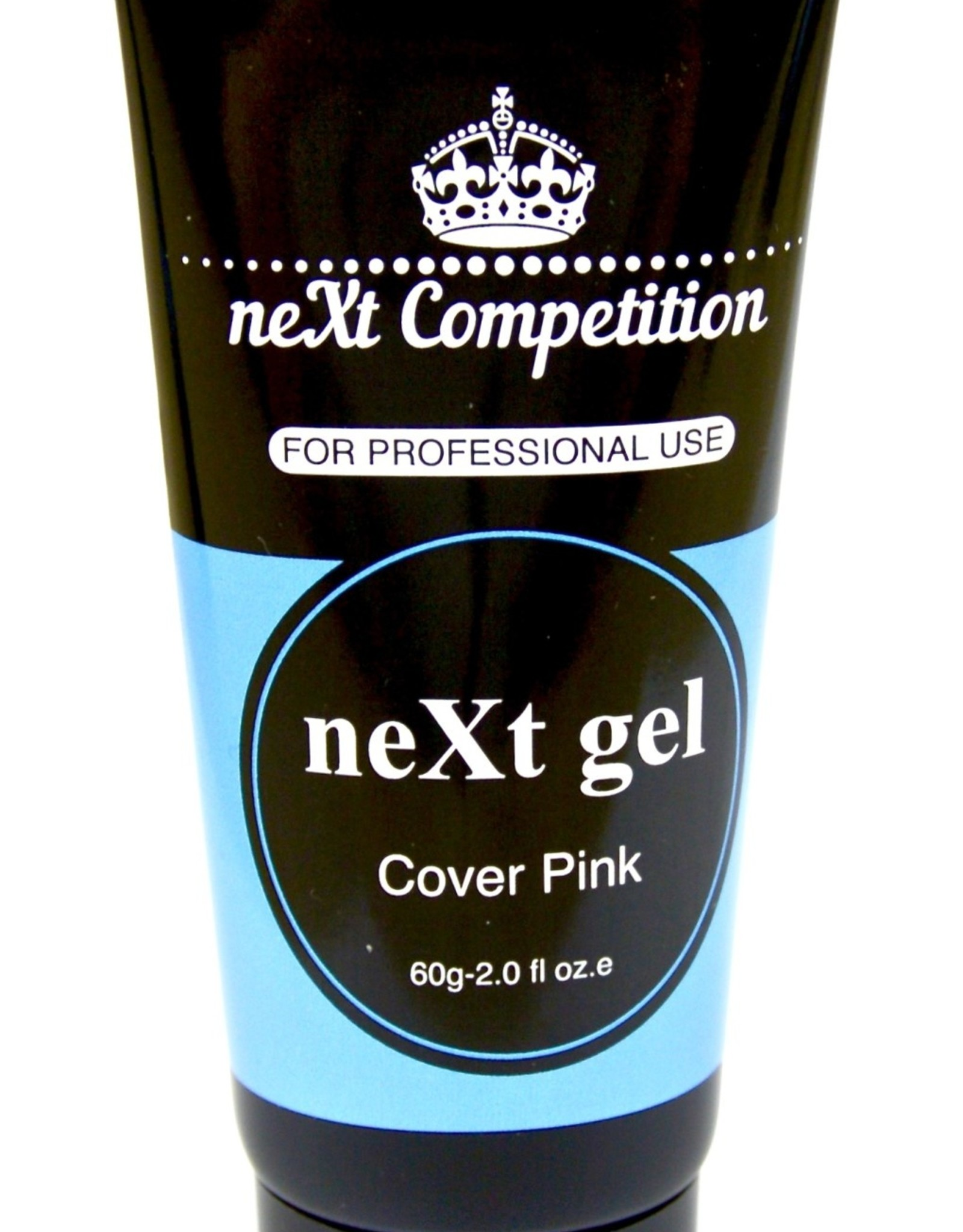 Urban Nails Next Competition Cover Pink