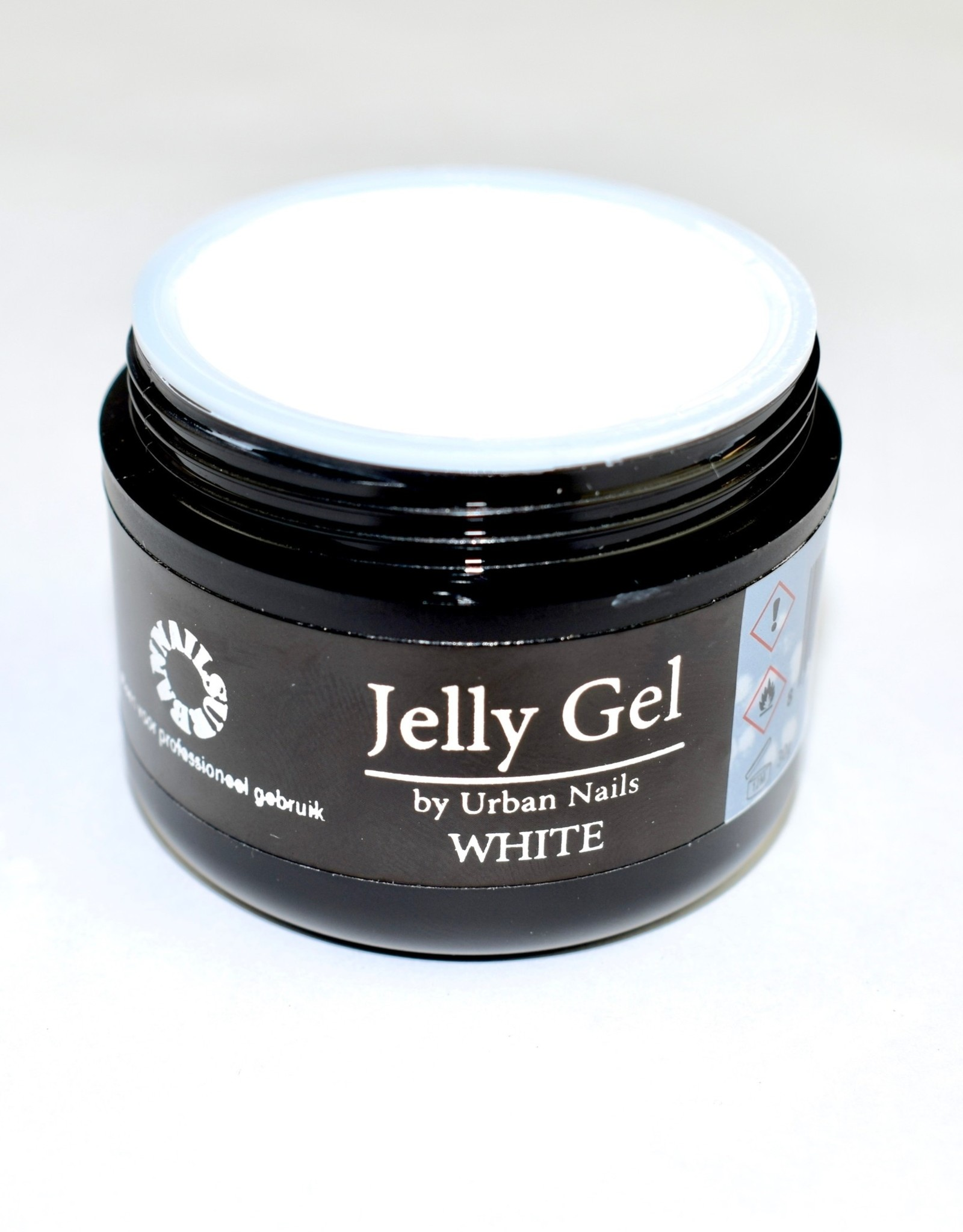 Urban Nails Jelly Gel White