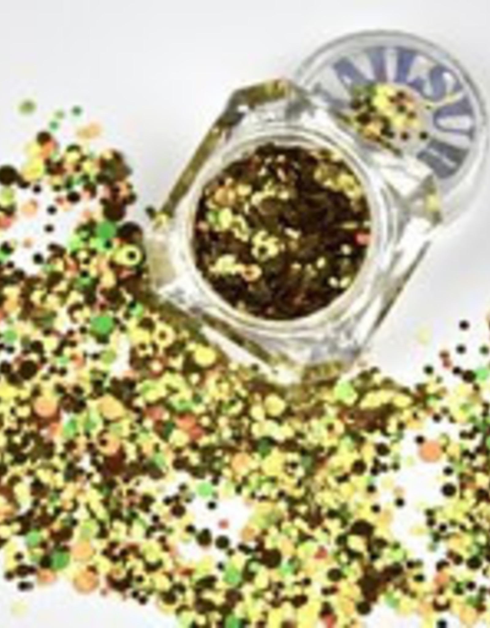 Urban Nails Roly Poly Holo Goud