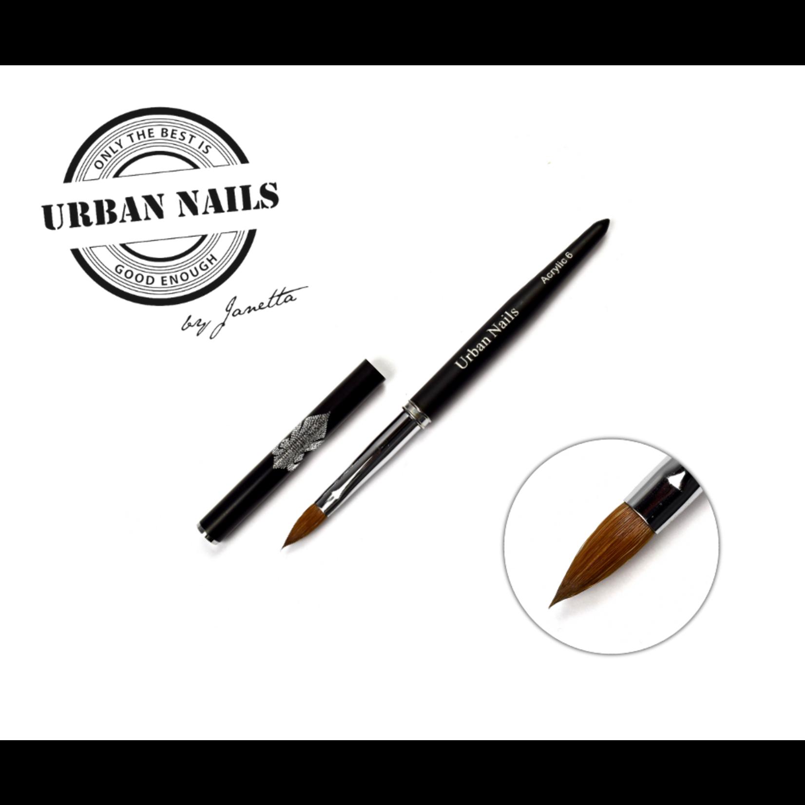 Urban Nails Ordinary Line Acryl penseel no. 6