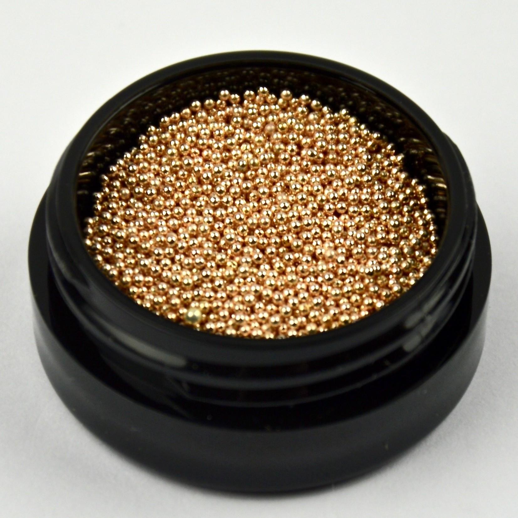 Urban Nails Caviar Beads Rose 0.8
