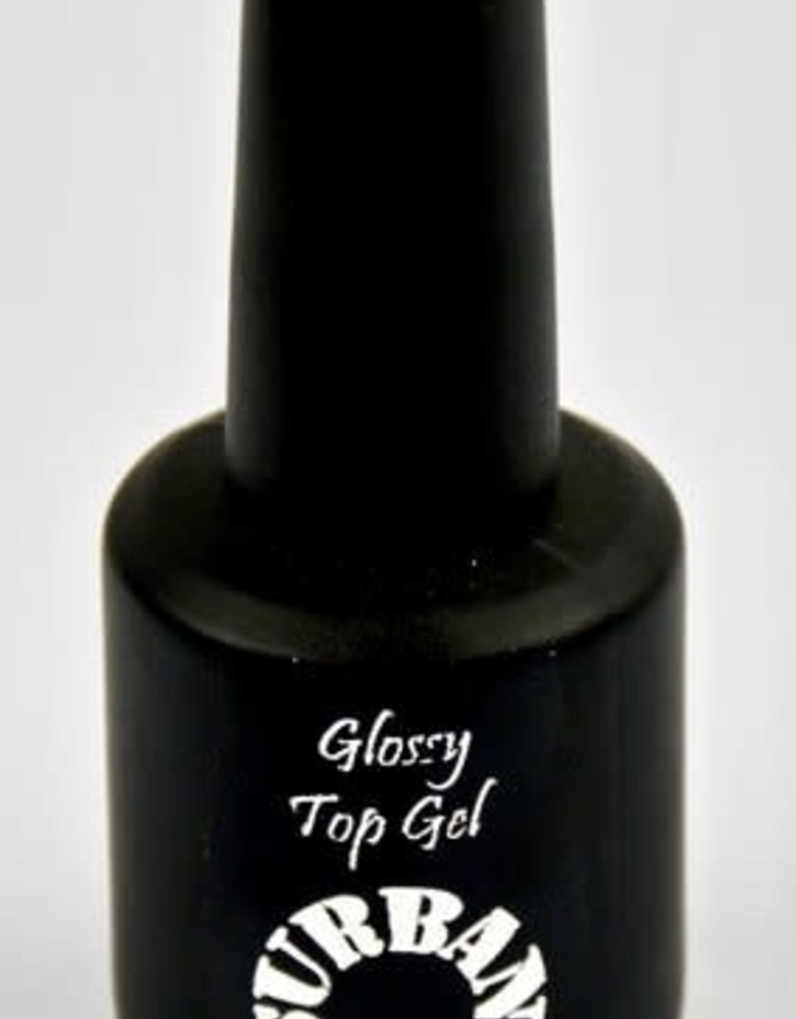 Urban Nails Glossy Top Gel