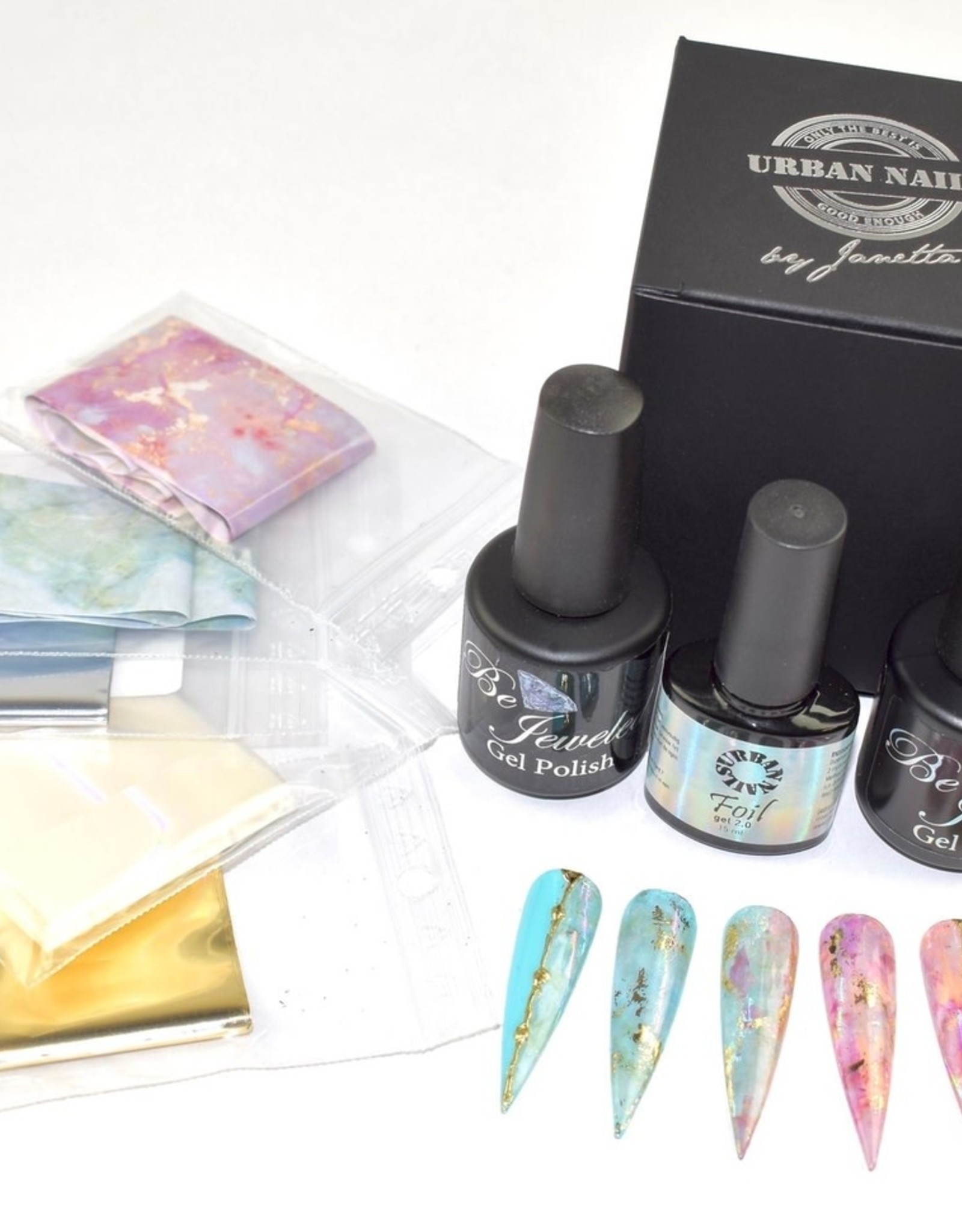 Urban Nails Marmer Kit