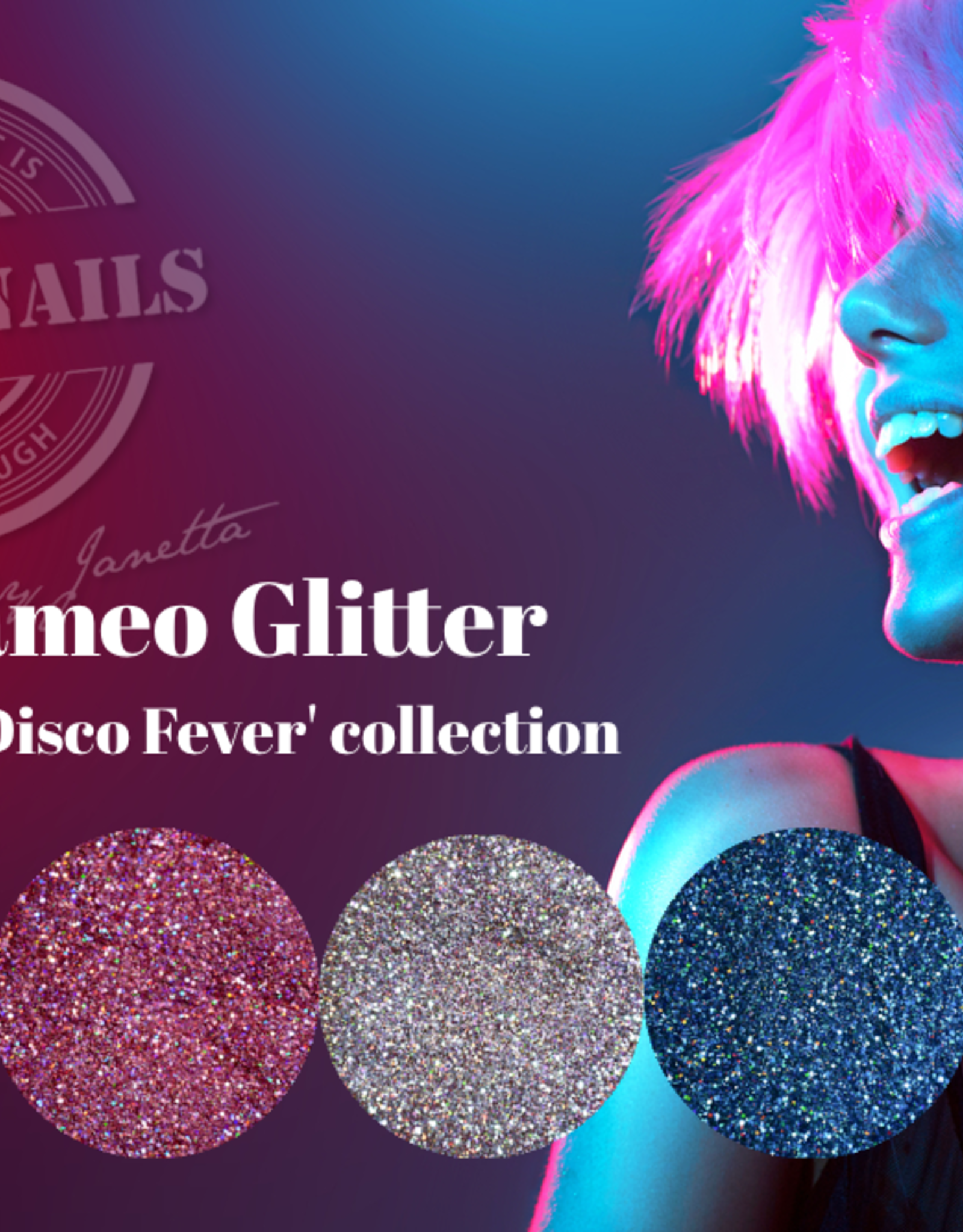 Urban Nails Kameo Disco Fever Collection