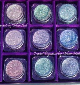 Urban Nails Crystal Pigments Collection