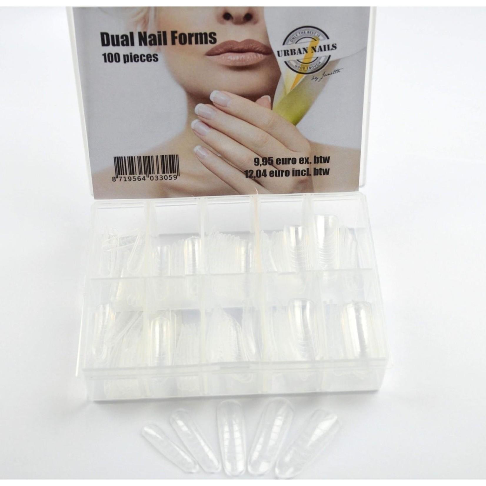 Urban Nails Dual Nail Forms