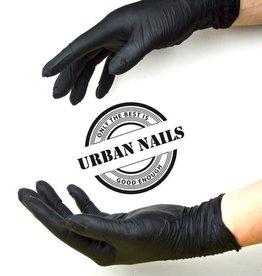 Urban Nails Handschoenen Zwart M 100 Stuks Black