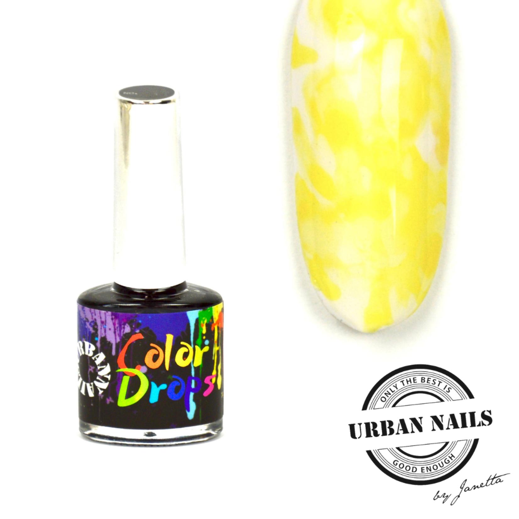 Urban Nails Color Drops 003 Geel