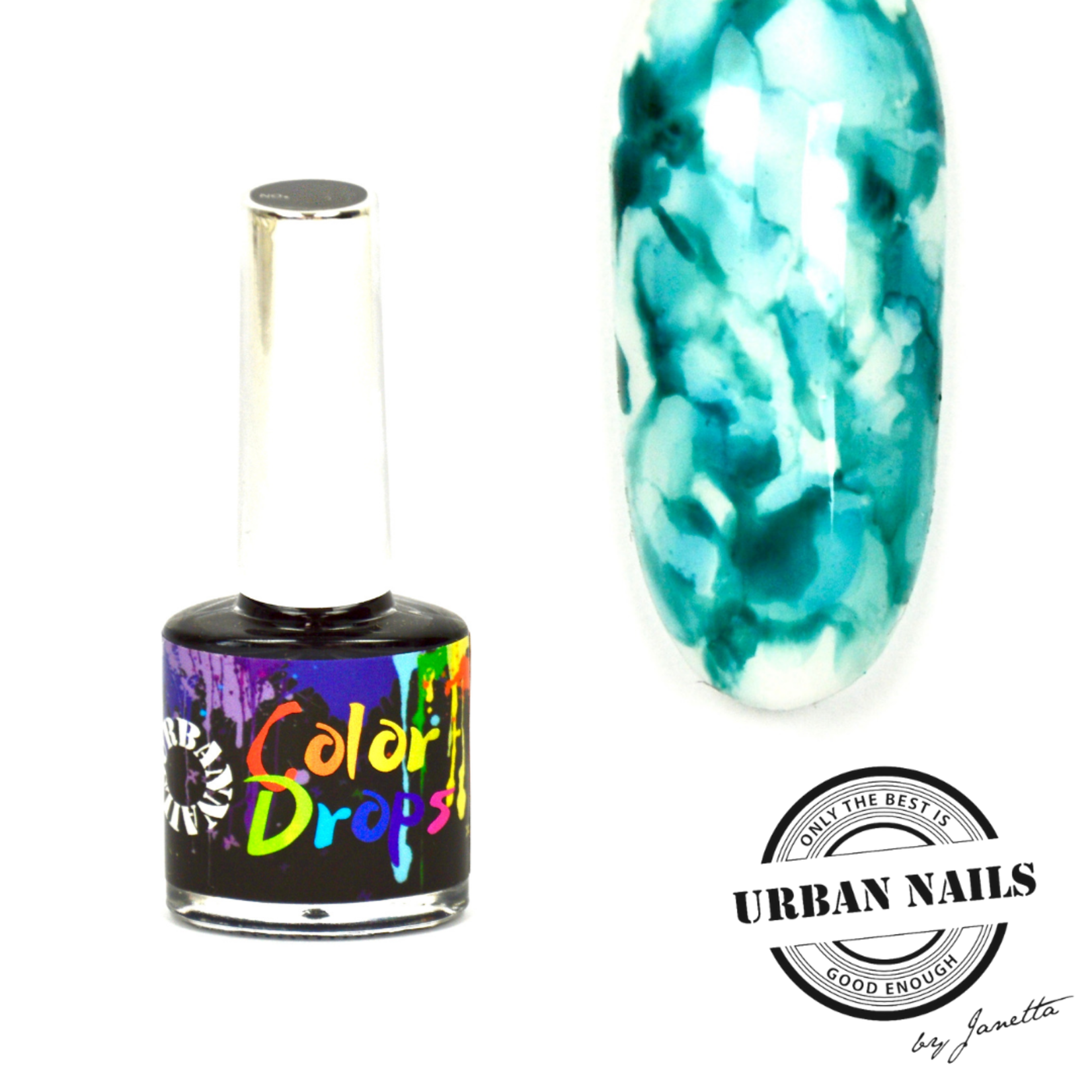 Urban Nails Color Drops 006 Turquoise