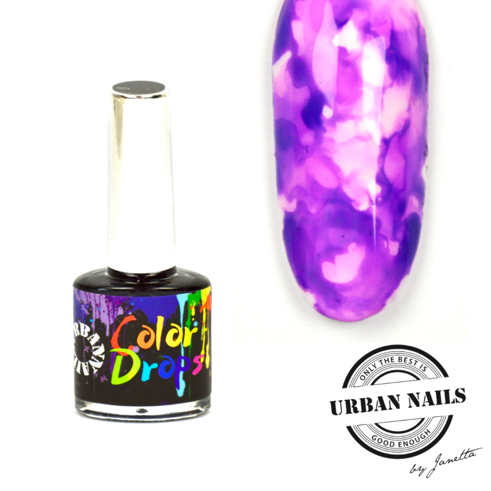 Urban Nails Color Drops 008 Licht Paars