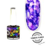 Urban Nails Color Drops 010 Blauw/Paars