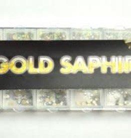 Urban Nails Gold Saphire