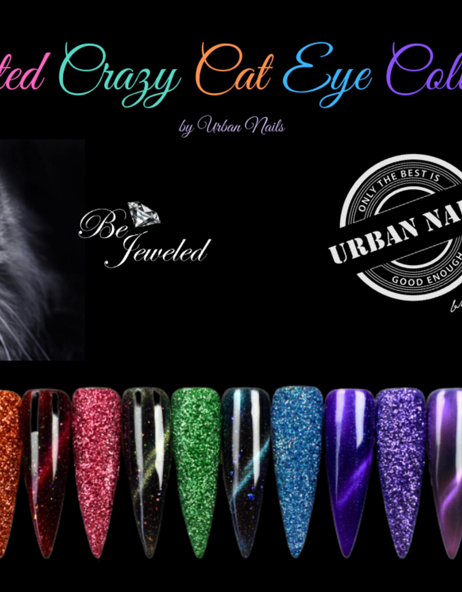 Urban Nails Limited Crazy Cat Eye Gel Polish