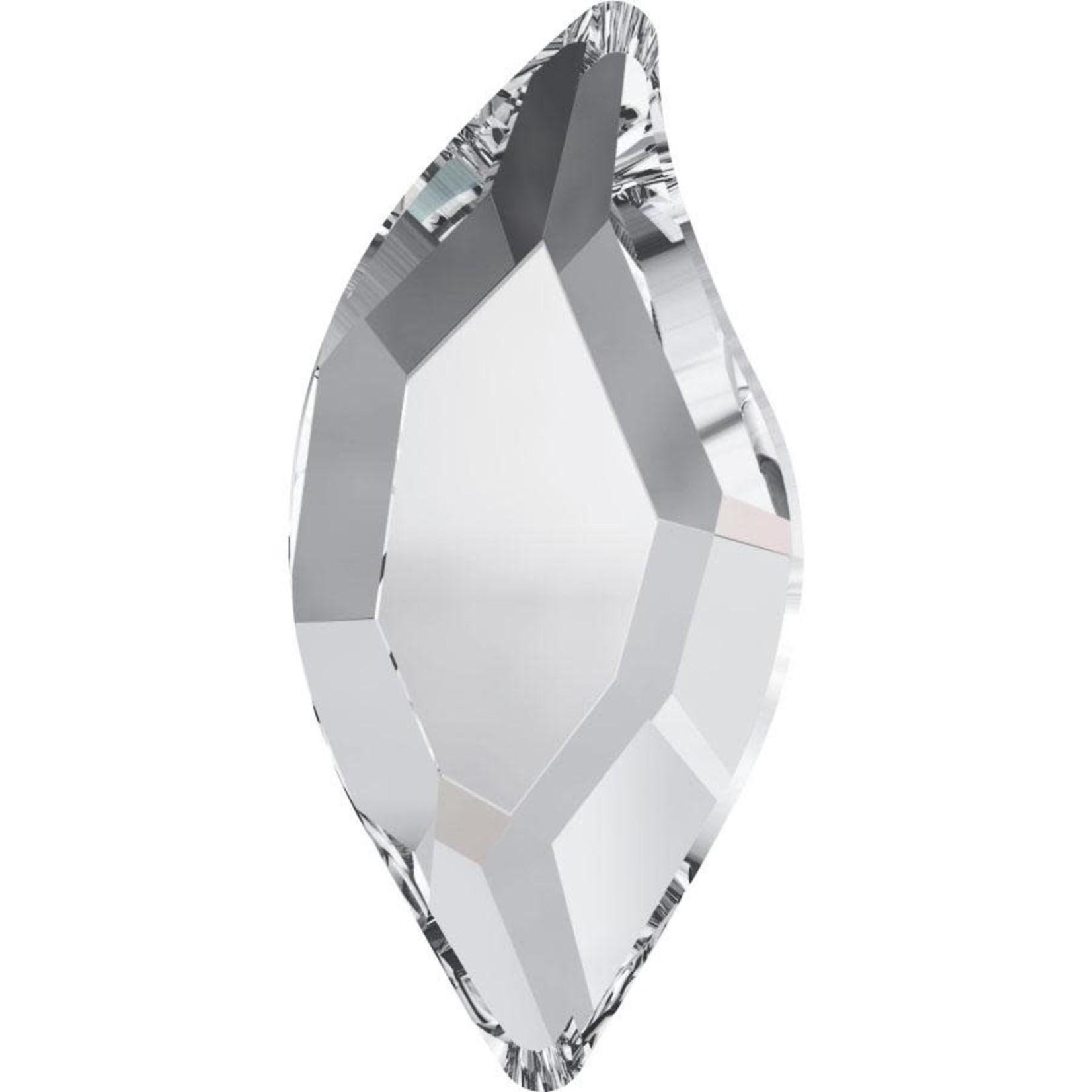 Urban Nails Diamond Leaf Crystal