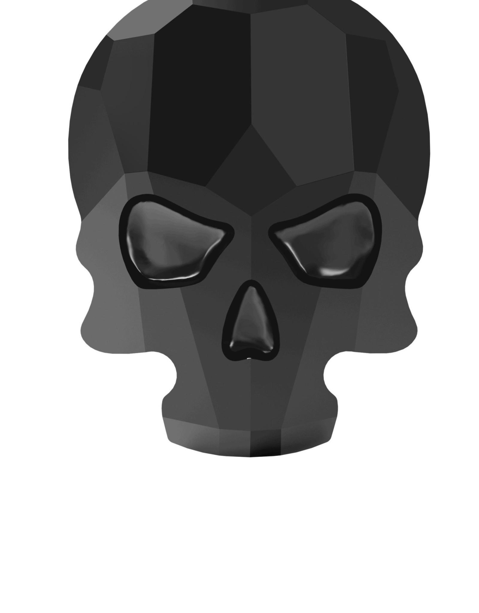 Urban Nails Skull Jet
