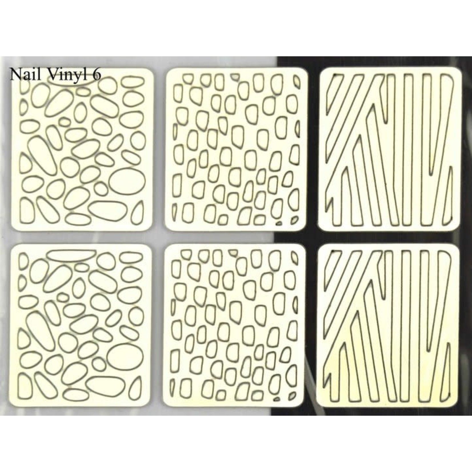 Urban Nails Nail Vinyl 6