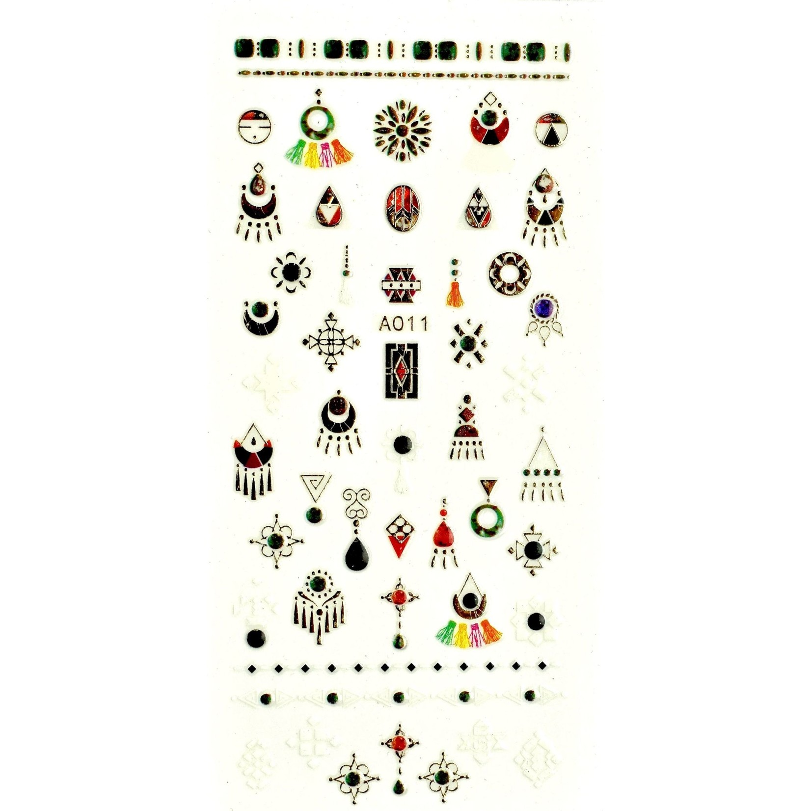 Urban Nails Nail Jewels 01