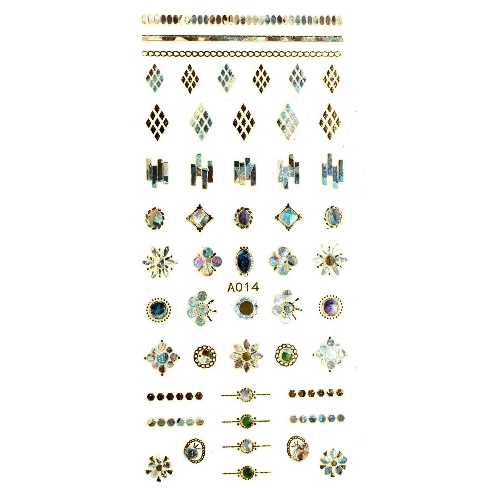 Urban Nails Nail Jewels 02