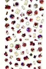 Urban Nails Nail Jewels 12