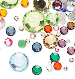 Urban Nails Mix Media Rhinestone Color Mix