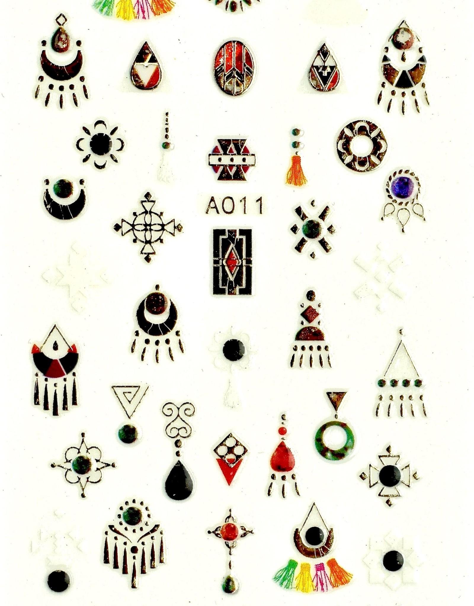 Urban Nails Nail Jewels 1