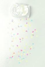 Urban Nails Butterfly Glitter 01