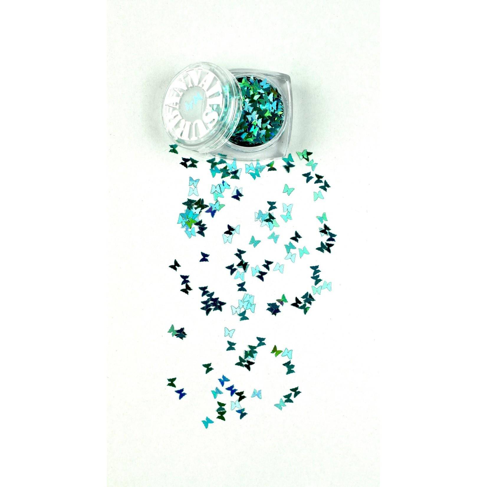 Urban Nails Butterfly Glitter 03