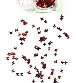 Urban Nails Butterfly Glitter 07