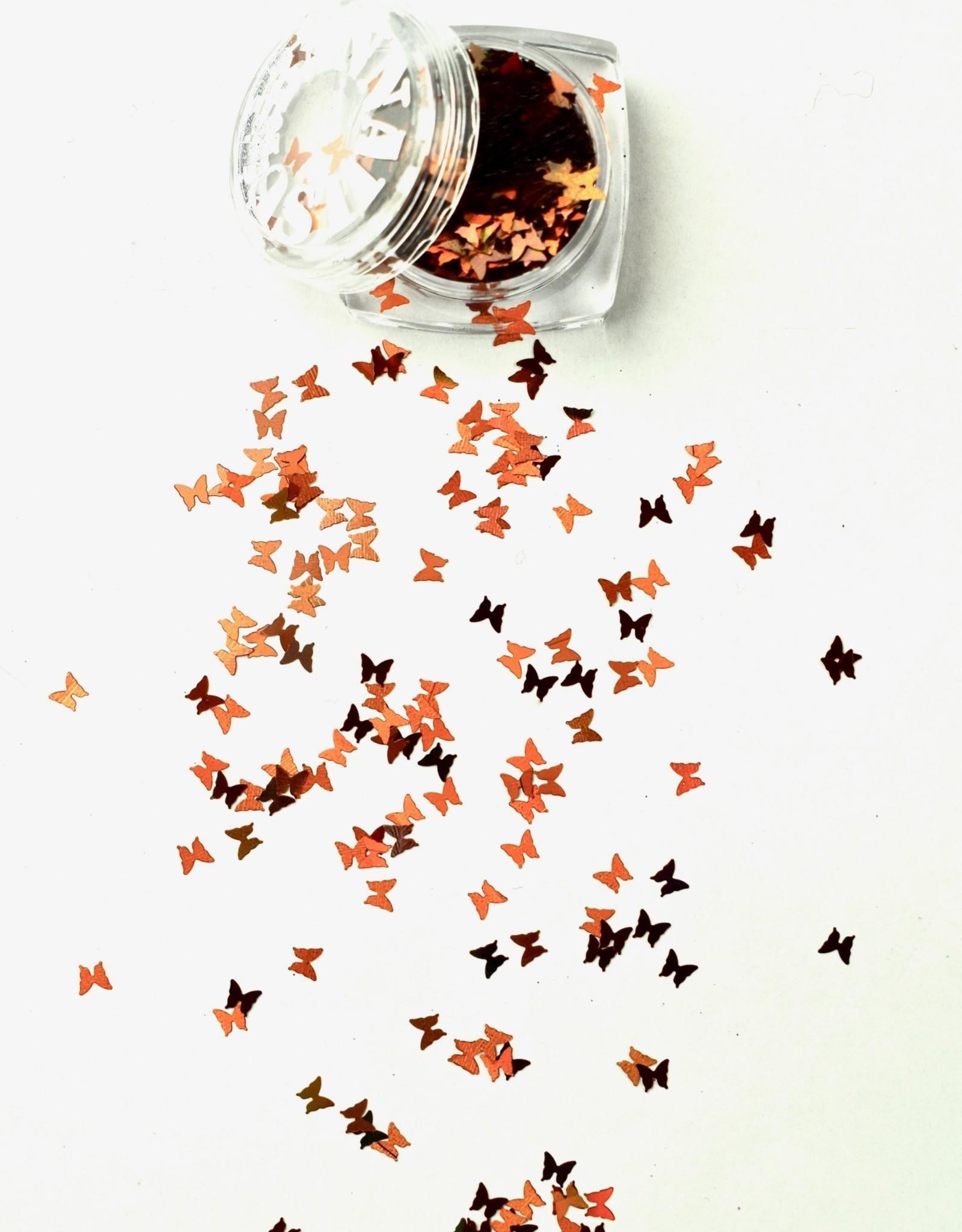 Urban Nails Butterfly Glitter 06