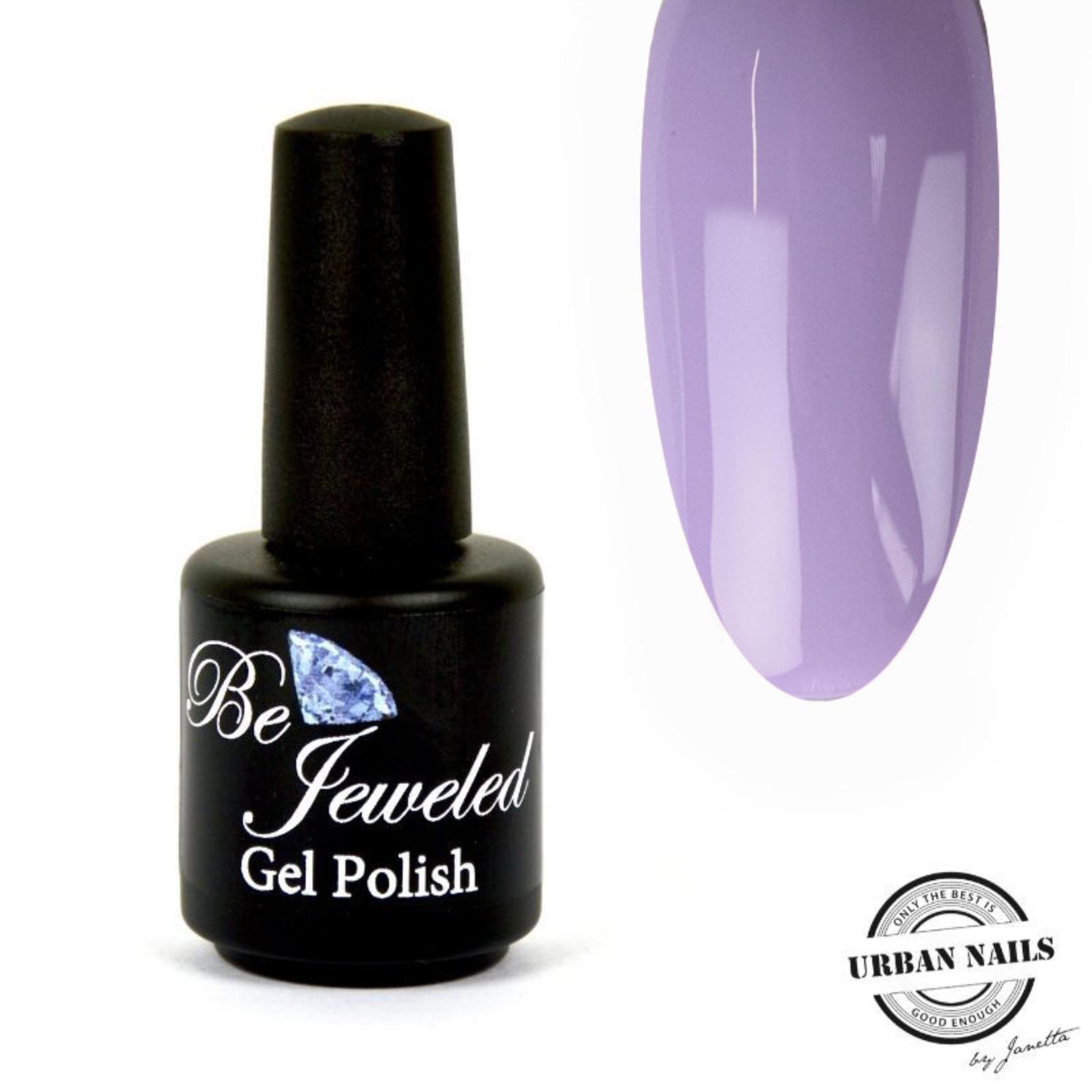 Urban Nails Be Jeweled Gelpolish 201 Pastel Paars