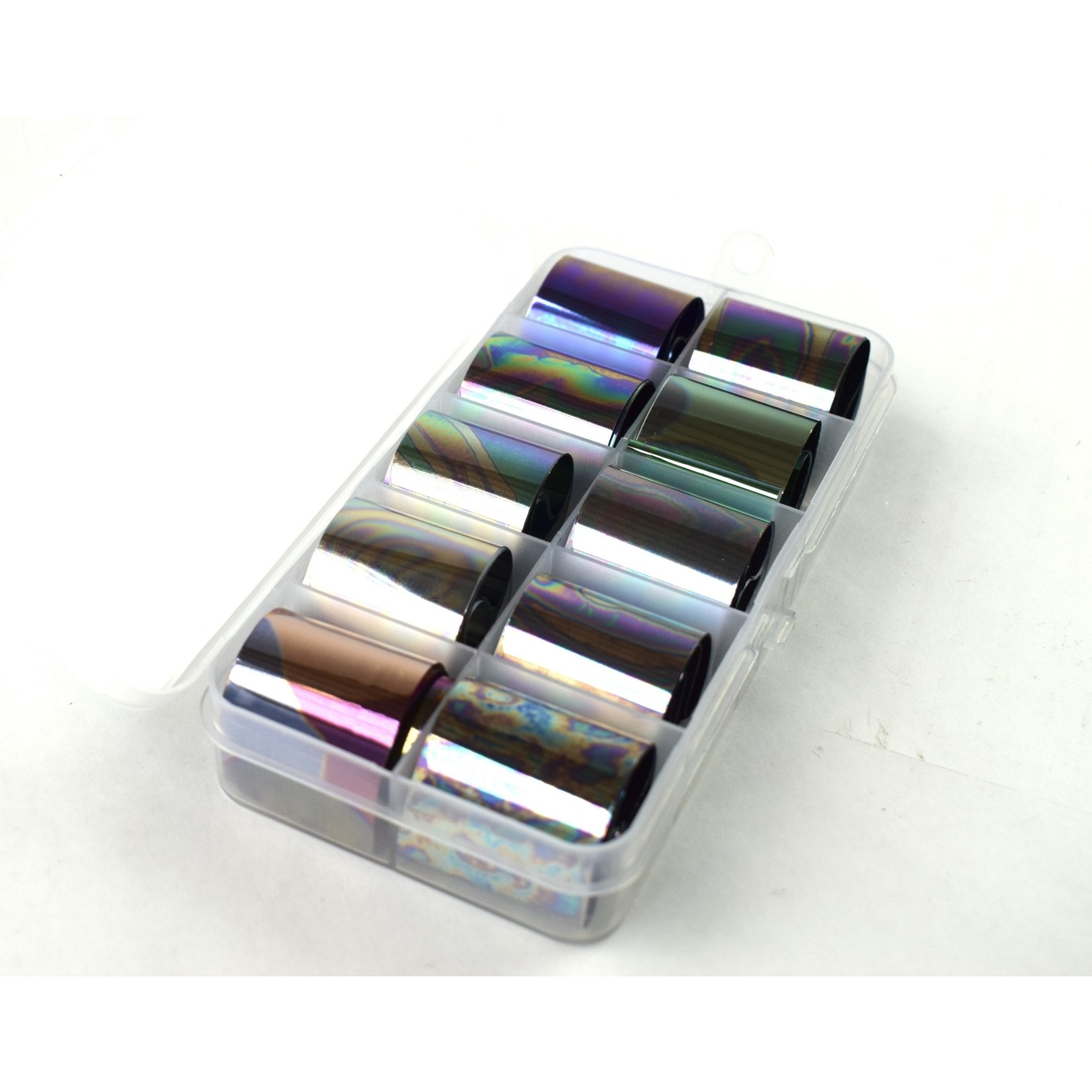 Urban Nails Foil box Oil Stains