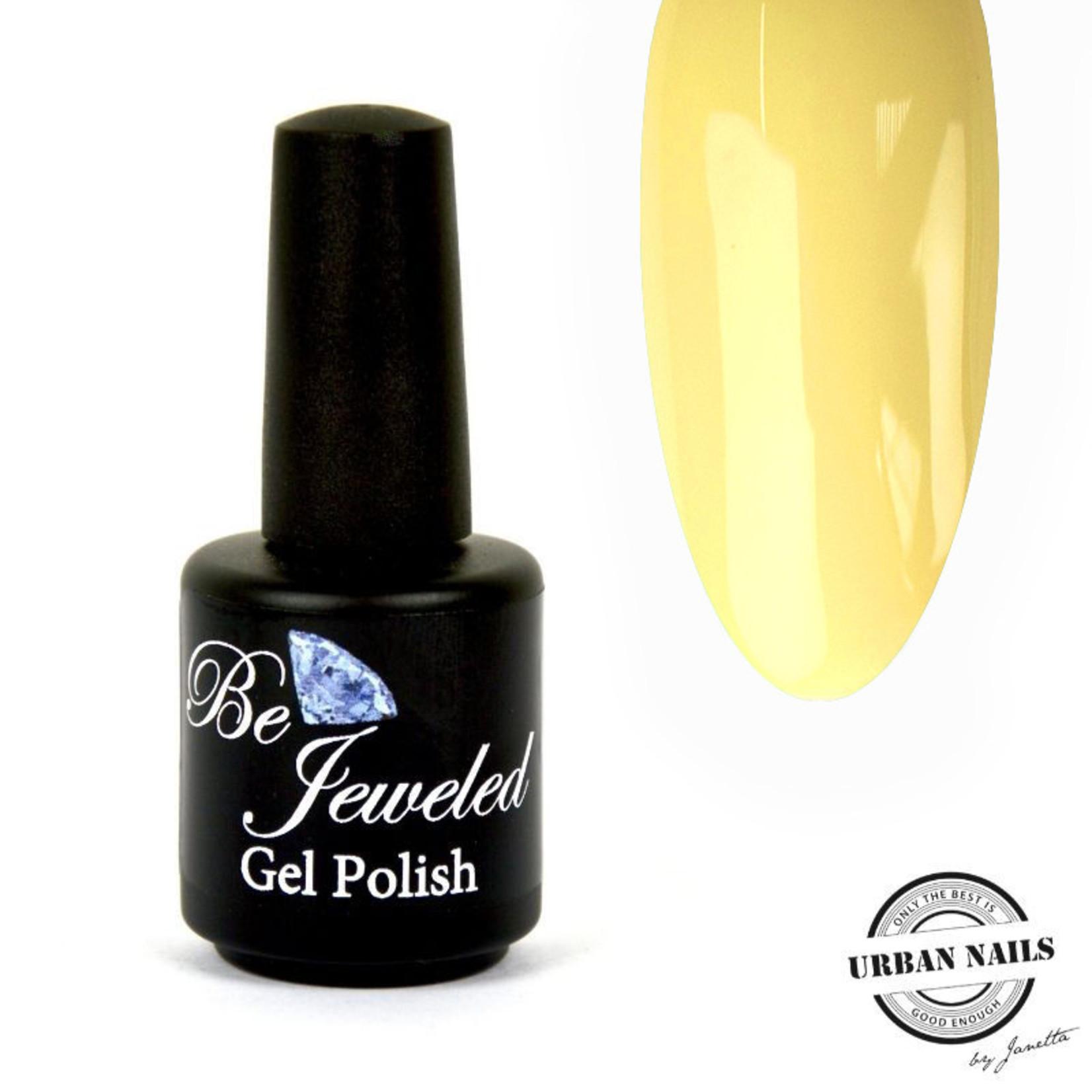 Urban Nails Be Jeweled Gelpolish 204 Pastel Geel