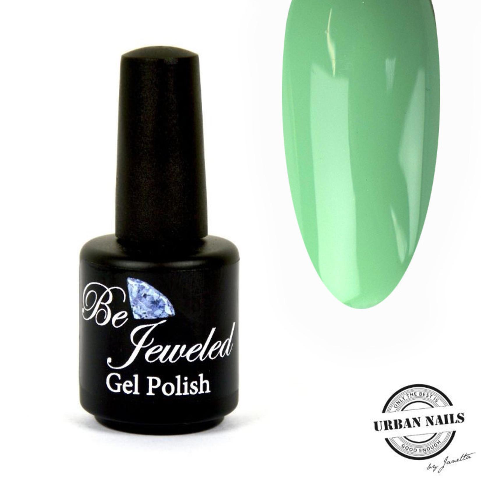 Urban Nails Be Jeweled Gelpolish 203 Pastel Groen