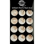 Urban Nails Charms in a box rose-gold