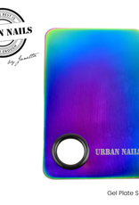 Urban Nails Gel Plate Small Rainbow