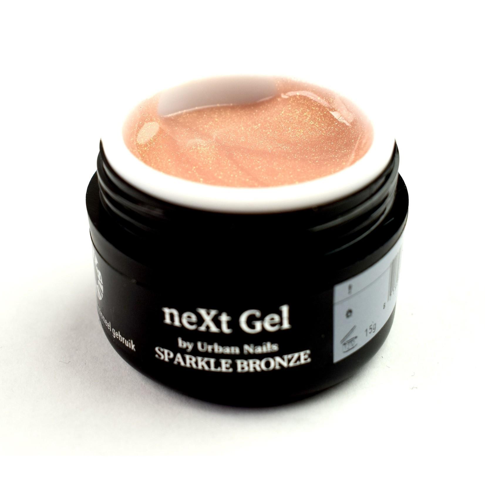 Urban Nails Next Gel Sparkle Bronze