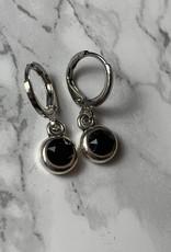 Swarovski Black Silver